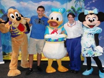 Walt Disney World International College Programs 2008-2012
