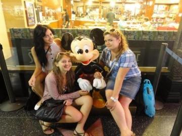 Walt Disney World International Collage Programs 2
