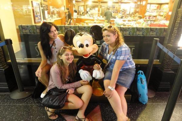 Walt Disney World International College Programs 2012-2013