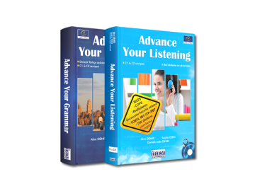 Advance Level Grammar and Listening Books