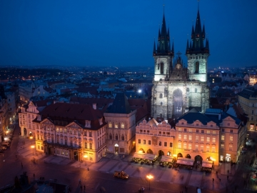 Live and Study University in Czech Republic