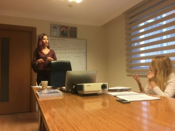 Speaking and Listening Courses in English