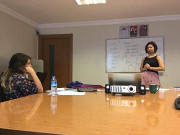 Preparation for TOEFL IBT ®