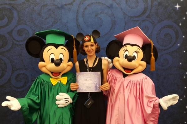 Walt Disney World International College Programs 2017-2018