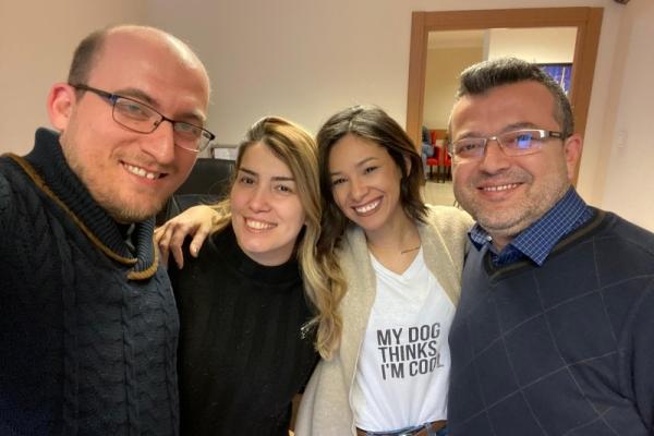 Candelas Family 2020