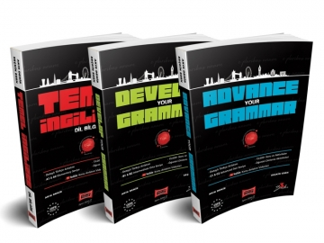 Elementary, Intermediate and Advanced level Grammar Books
