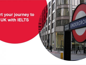 What is IELTS UKVI?