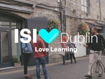 ISI Learning Dublin English School