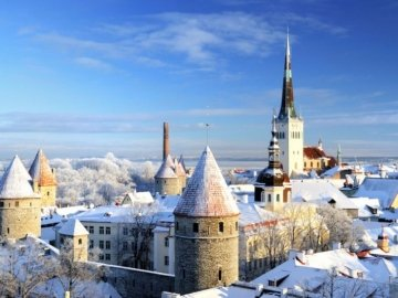 Winter English Course at Tallinn University